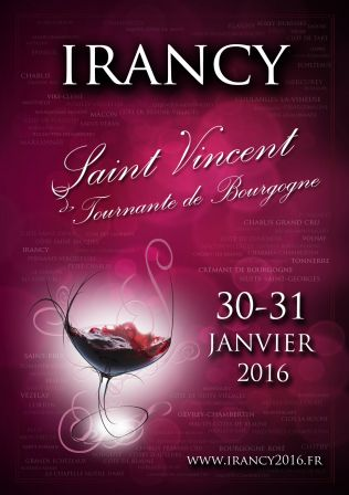 Saint-Vincent Irancy 2016